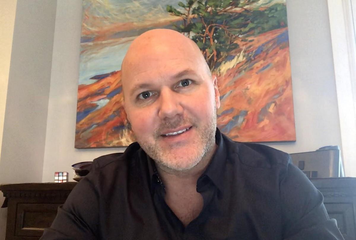 Allan Brooks, directeur des ventes sur le marché du Canada chez Celebrity Cruises.
