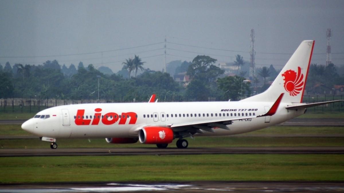 Le JT 610 exploité par Lion Air en Indonésie s'est écrasé 13 minutes après le décollage, tuant les 189 passagers à bord. Photo: Wikimedia Commons