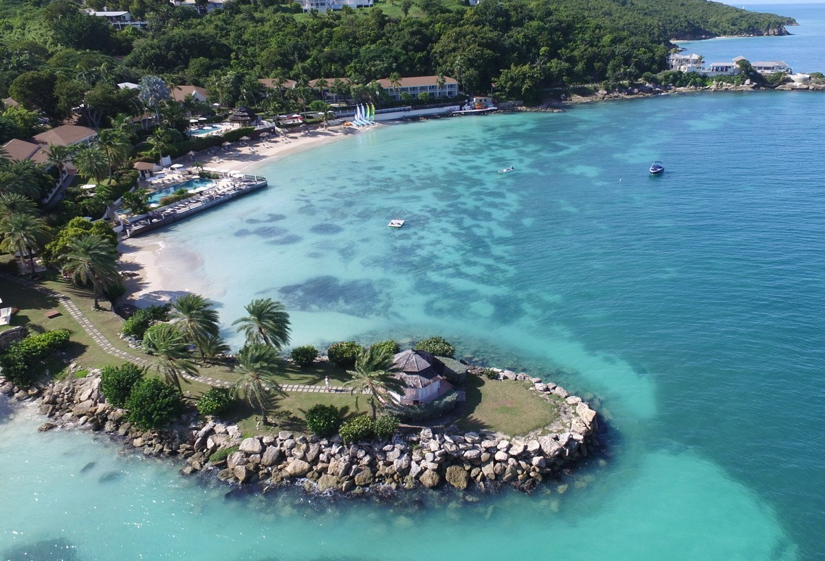 Antigua's Blue Waters Resort & Spa