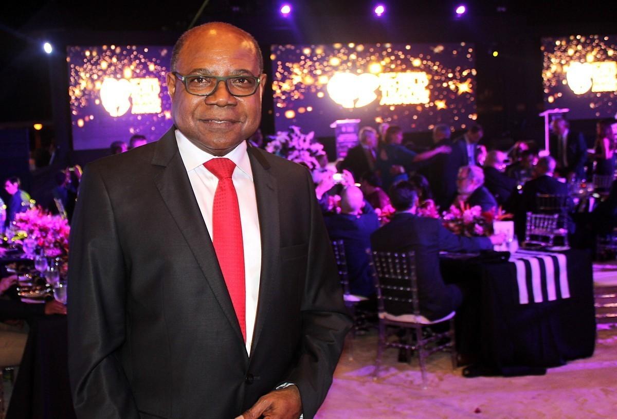 Le ministre jamaïcain du Tourisme, Edmund Bartlett. Photo : Pax Global Media / Michael Pihach.