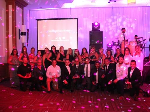 RIU Hotels & Resorts distingue les meilleures agences de voyage lors de sa première cérémonie annuelle des Prix du Riu Partner Club
