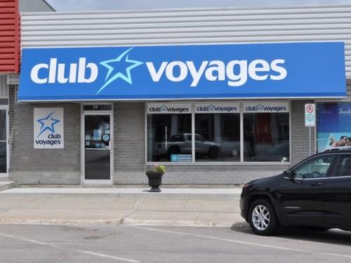 Les agences de la Côte-Nord : Club Voyages Baie-Comeau