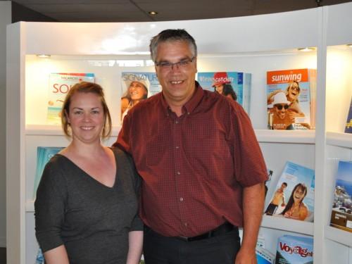 Les agences de la Côte-Nord : Vacances Inter, à Sept-Îles