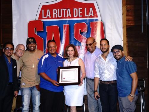 La salsa sous toutes ses coutures à Puerto Rico