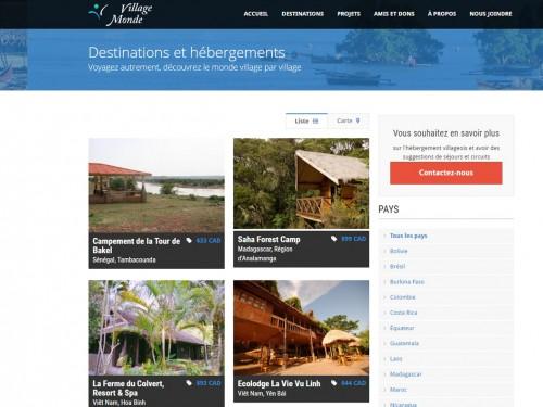 Un partenariat pour développer le tourisme villageois