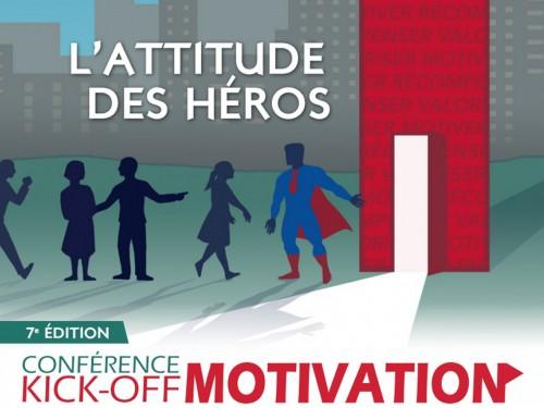 L'ACTA s'associe à la Conférence Kick-Off Motivation