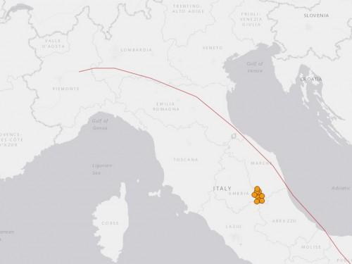 L'Italie secouée par un séisme meurtrier