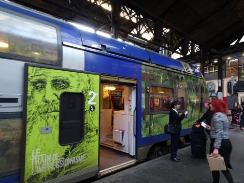 Rail Europe : sur les traces des grands peintres impressionnistes