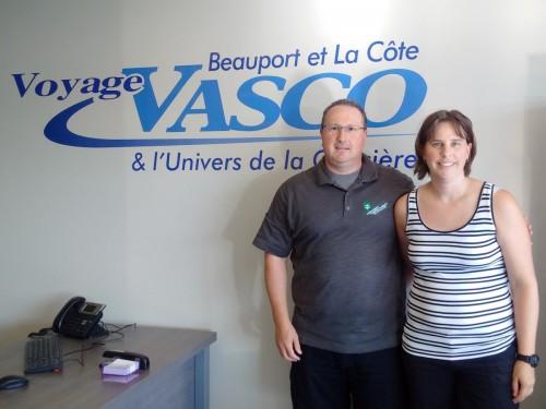 Voyage Vasco Beauport: nouvelle agence pour le Groupe ATRIUM
