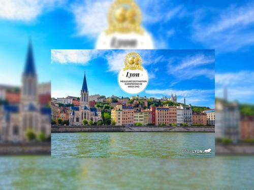 Lyon: meilleure destination européenne de week-end