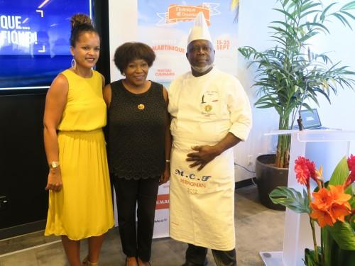 Coup d'envoi pour l'édition 2016 du festival de la Martinique Gourmande