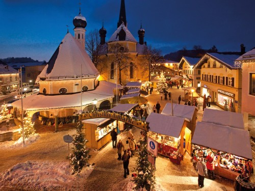 Six marchés de Noël inusités en Allemagne