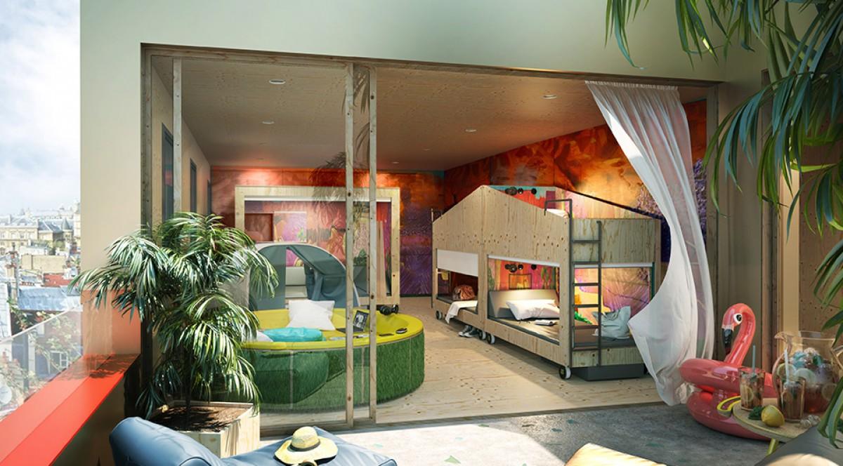 AccorHotels veut révolutionner l'hospitalité avec sa nouvelle marque JO&JOE