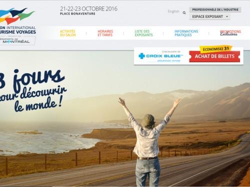 Le Salon International Tourisme Voyages ouvre ce vendredi