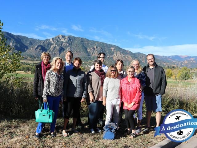 PAX à destination: À la découverte de Denver et de Colorado Springs