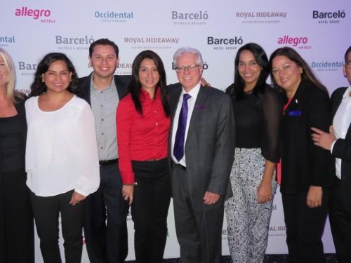 Barcelo Hotel Group présente sa nouvelle structure de marques