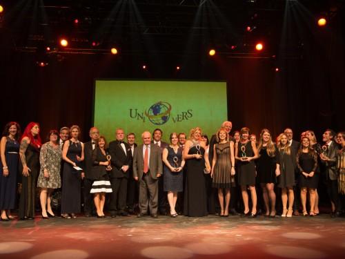 L'AAVQ remet ses trophées 2016 lors du gala Uni∞Vers