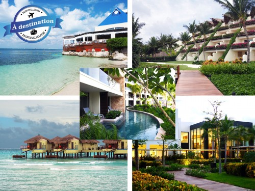 Cinq hôtels à découvrir près de Cancun
