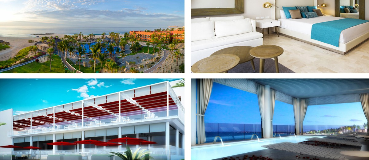 Le Meliá Cabo Real va devenir le Paradisus Los Cabos