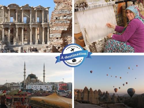 PAX à destination: Les 1001 beautés de la Turquie