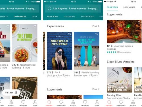 Airbnb lance « Trips » et propose des services d'agence de voyages