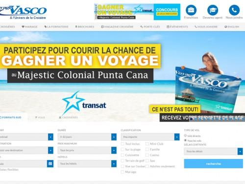 Voyage Vasco, détaillant élu « Choix du consommateur 2017 »