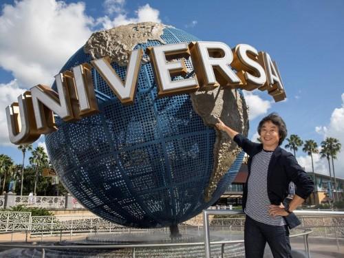 Des attractions Nintendo dans les parcs Universal aux É.-U. et au Japon