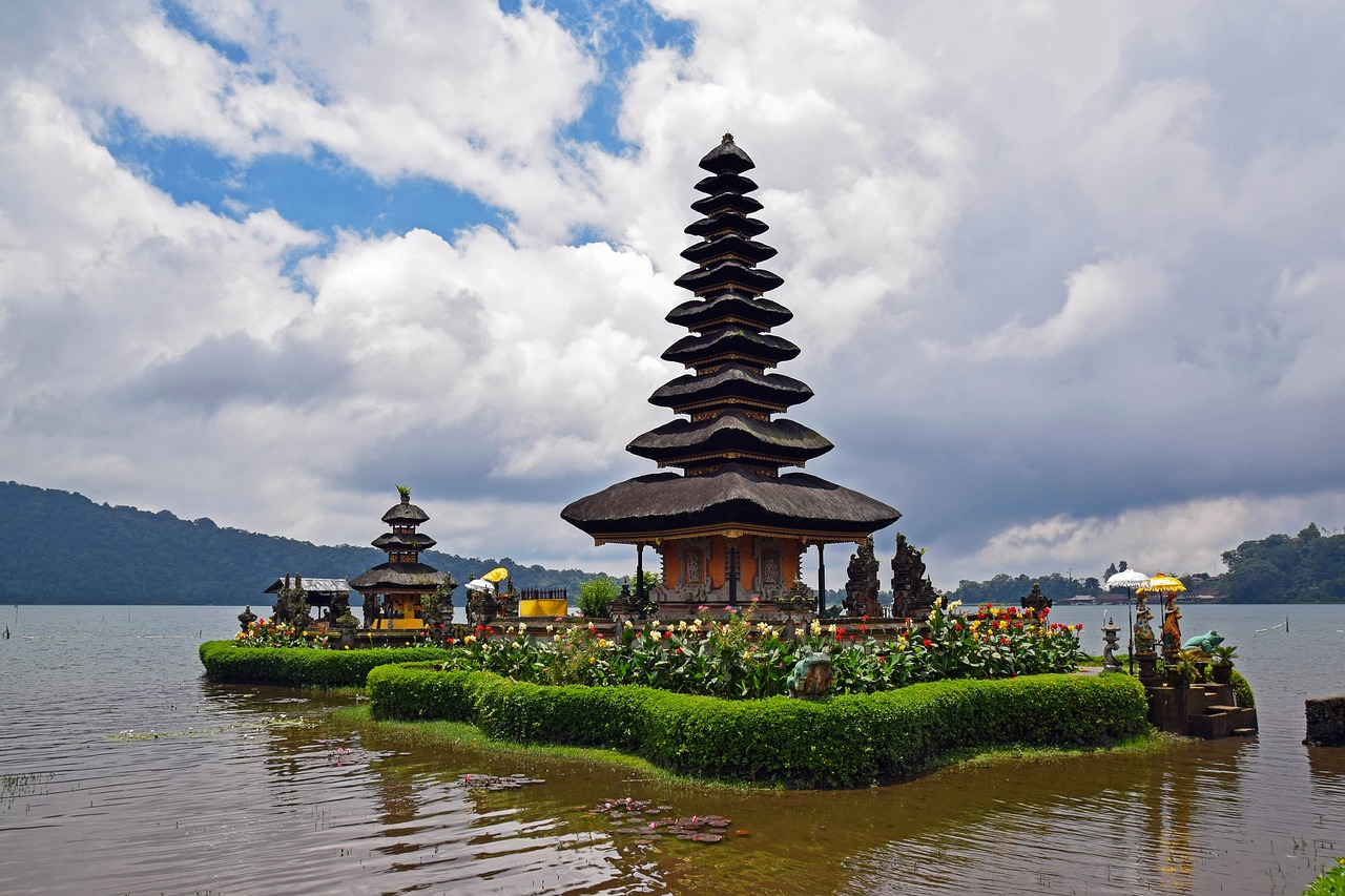 Bali avec Cap Aventure & découve...
