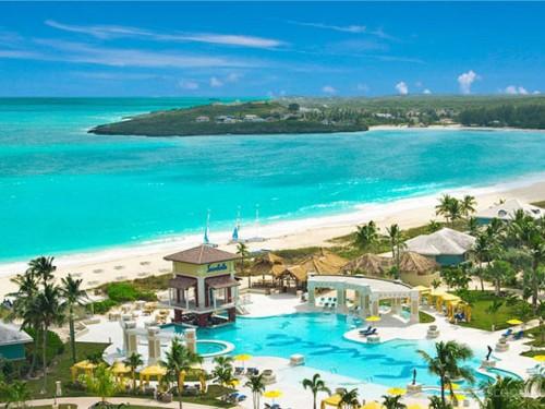 Réouverture du Sandals Emerald Bay, aux Bahamas