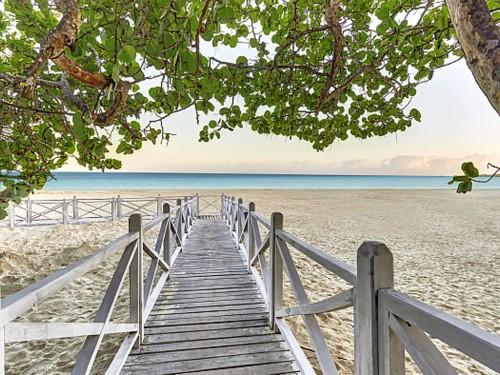 Une nouvelle plage pour le Memories Flamenco Beach Resort à Cayo Coco