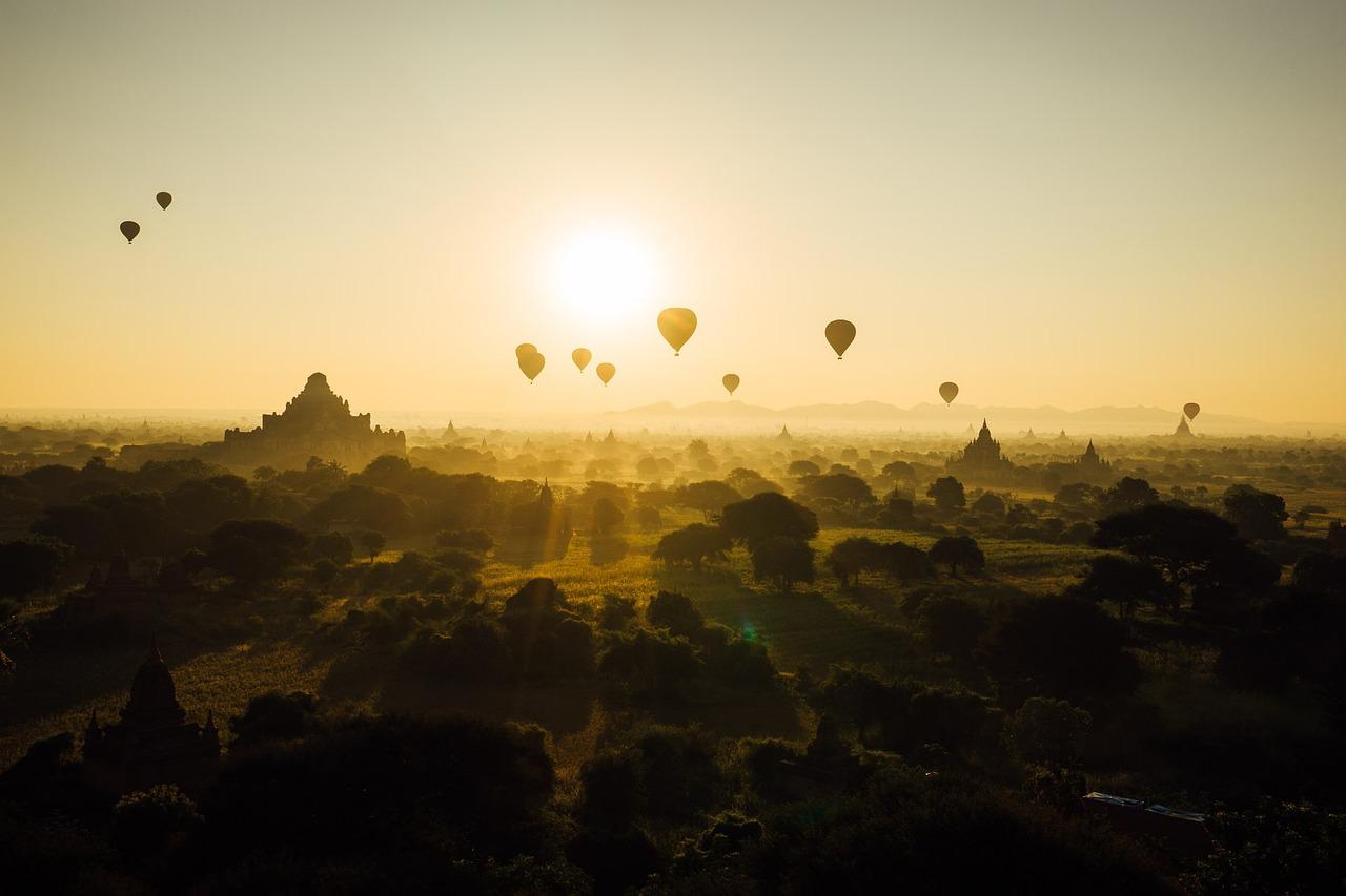 Découverte du Myanmar (6 place...