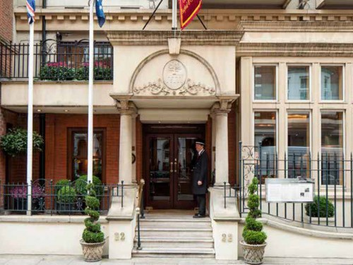 Warwick Hotels and Resorts acquiert The Capital à Londres