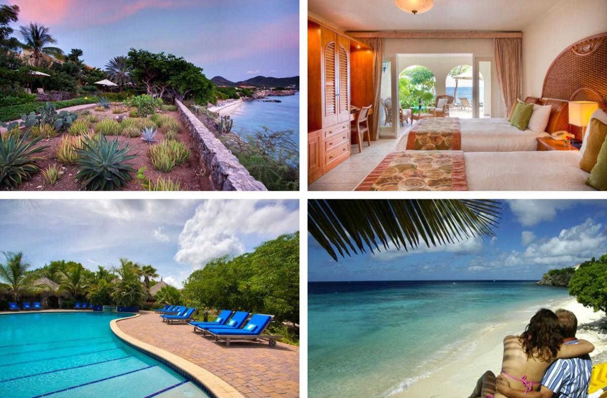 VAC : formule tout compris en exclusivité au Kura Hulanda Lodge & Beach Club à Curaçao
