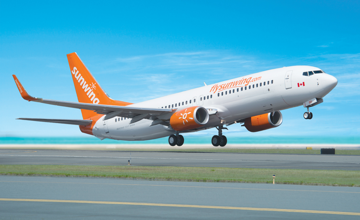 Les agents de bord de Sunwing ratifient la convention collective