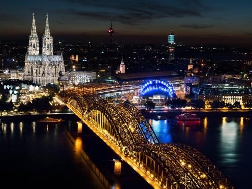 Allemagne: record de nuitées internationales en 2016