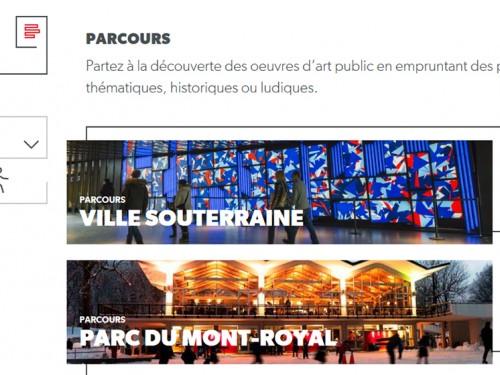 ADM, partenaire du programme d'Art public Montréal