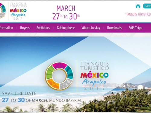Le Mexique affiche ses ambitions pour le 42e Tianguis Turistico