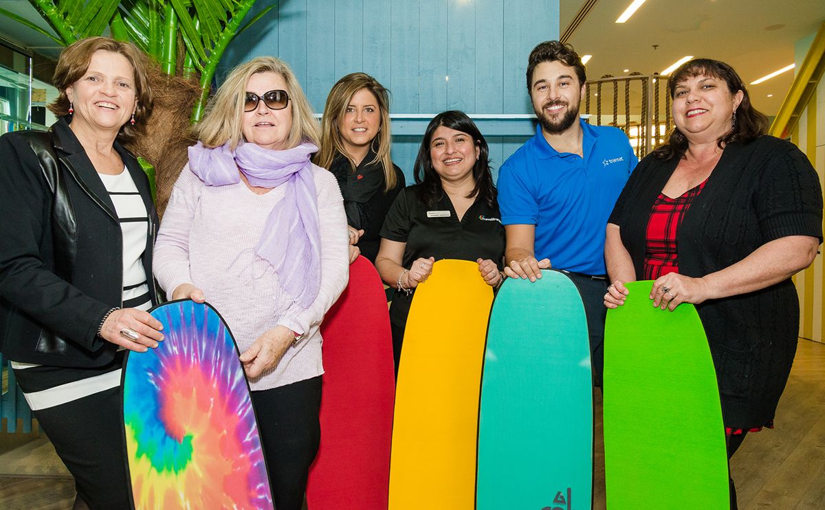 Les agents de la région de Laval surfent sur les nouveautés de Carnival Cruise Line