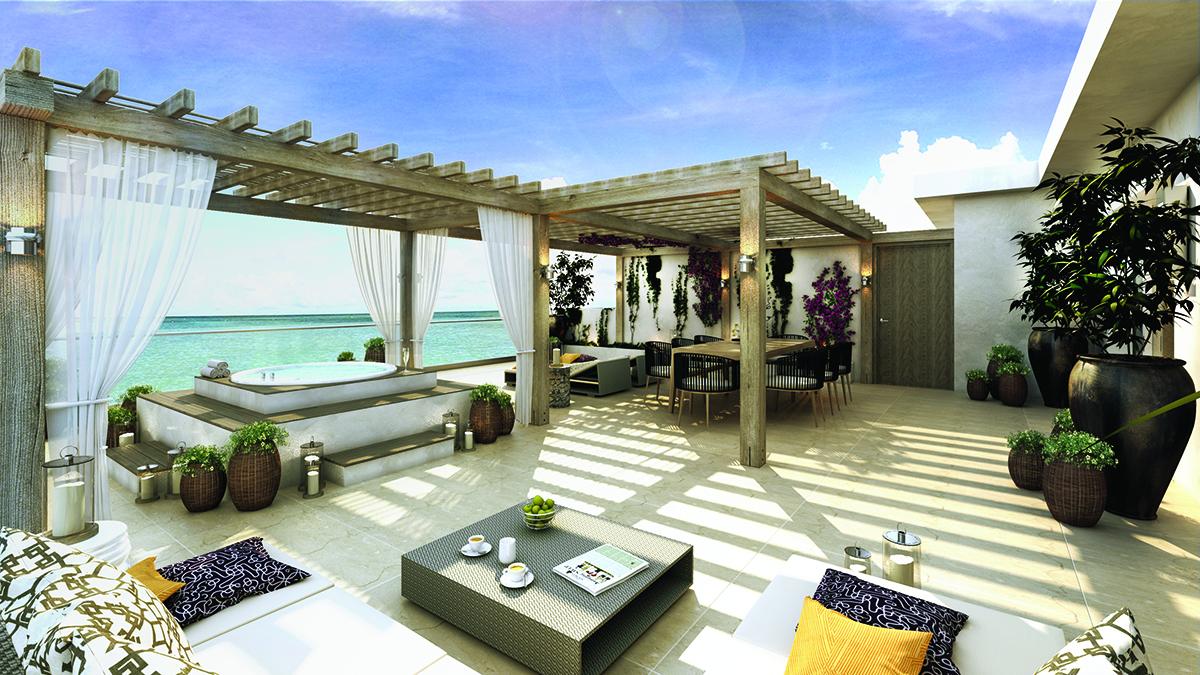 Palace Resorts : un nouveau Le Blanc Spa Resort à Los Cabos cet automne