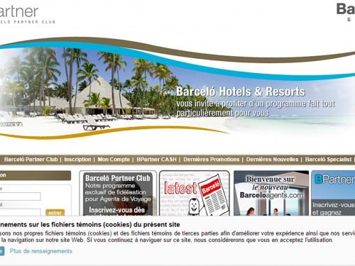Barcelo Hotel Group : un nouveau portail pour les agents