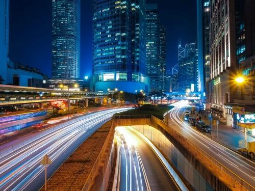 À Hong Kong, la fête est dans l'air