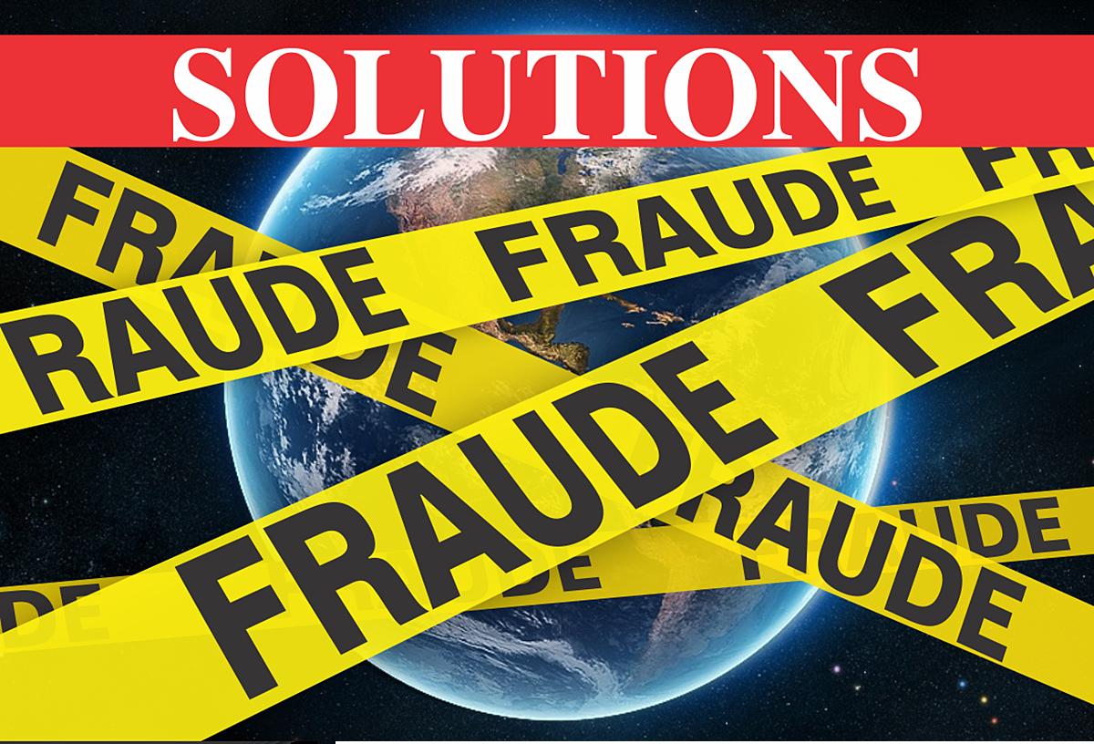 Fraude : à la recherche de solutions