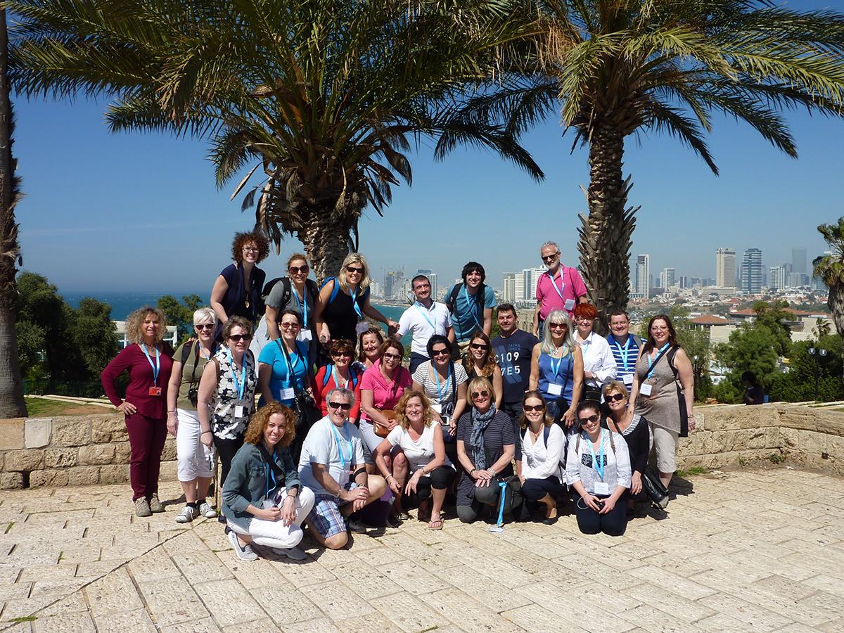 Transat: des conseillers en voyages à la découverte d'Israël