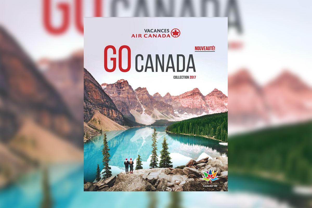 Vacances Air Canada : un concours Go Canada pour les agents