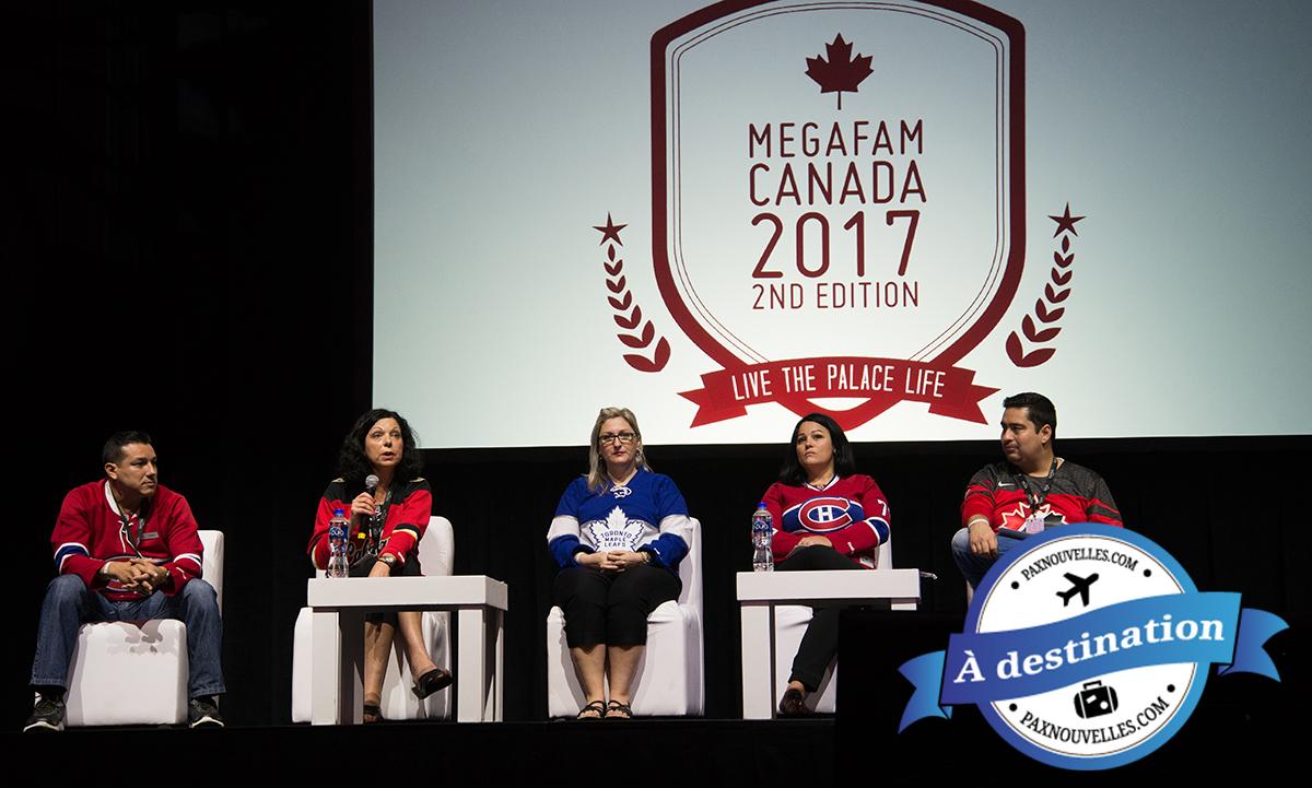 200 agents canadiens participent au MEGAFAM 2017 de Palace Resorts!