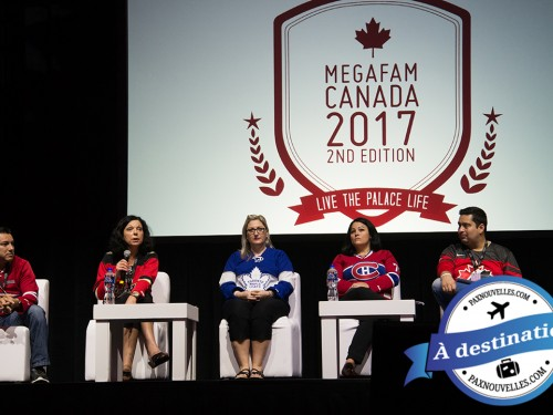 200 agents canadiens participent au MEGAFAM 2017 de Palace Resorts!