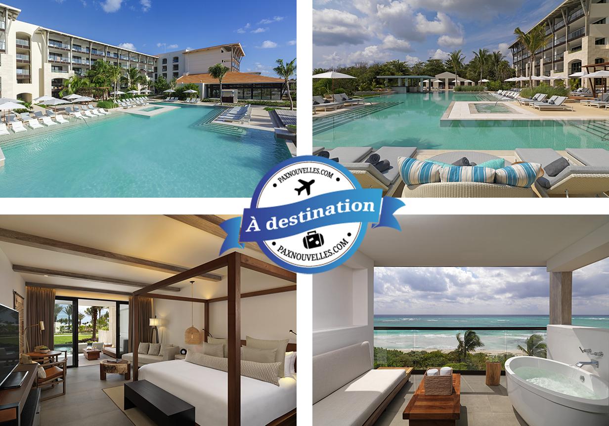 UNICO Hotel 20˚87˚ Riviera Maya : saveur locale, service inégalable