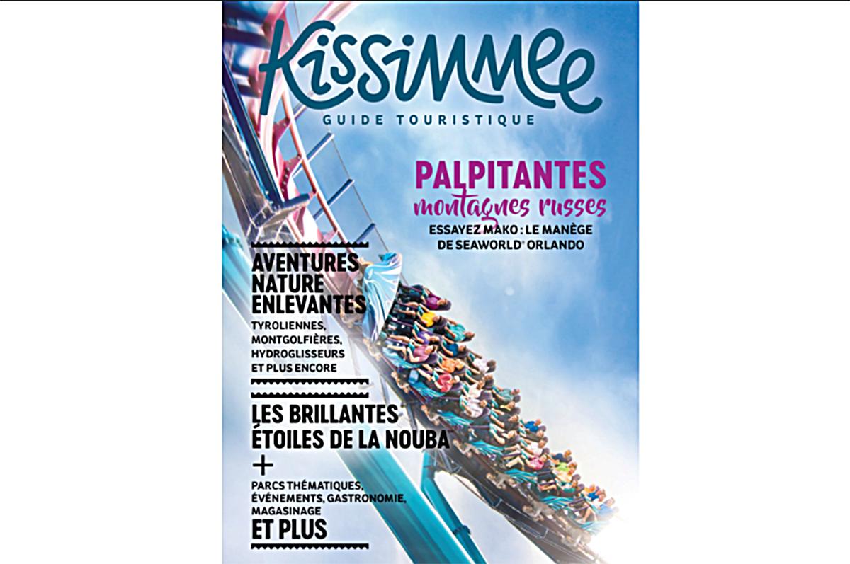 Kissimmee: un magazine promotionnel désormais en français