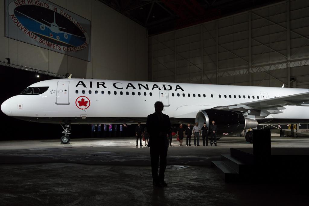 Air Canada : une campagne pour promouvoir le Canada