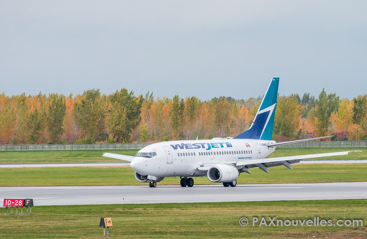 WestJet : transporteur aérien le plus digne de confiance au Canada